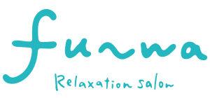 fu-wa relaxation salon logo white